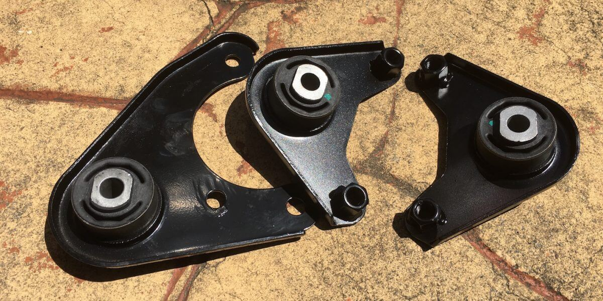 Diff bush set for a Mazda Tribute
