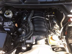 6L V8 VE commodore engine